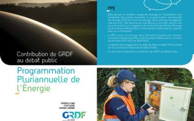 Contribution de GRDF au débat public de la PPE