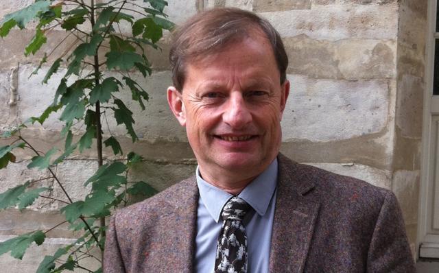 Géraud Guibert, président de La Fabrique Ecologique