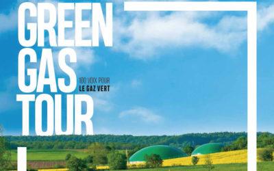 Green Gas Tour : le FlipBook est disponible !