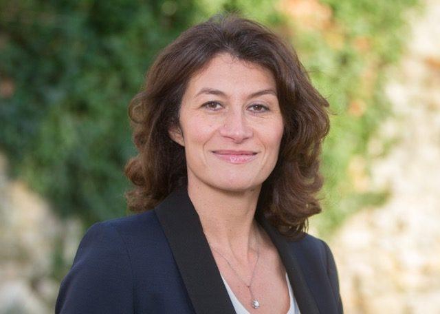 Pascale Loiseleur, maire de la ville de Senlis