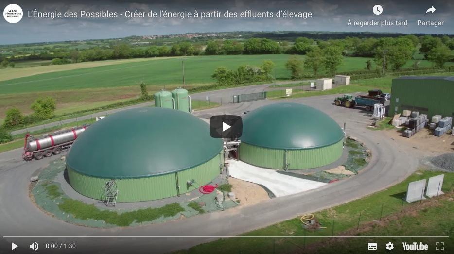 Développer le biométhane avec France gaz renouvelables