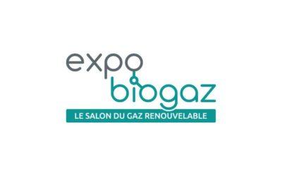 France Gaz Renouvelable sera présent à Expobiogaz à Metz