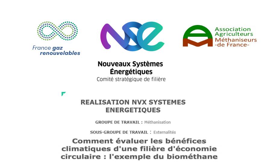 Rapport & Synthèse : Comment évaluer les bénéfices climatiques d'une filière d'économie circulaire ?